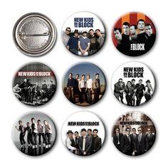 NKOTB Buttons