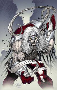 Omega Red (Arkady Gregorivich) - Marvel Villains
