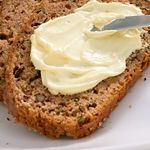 Atkins Zucchini Nut Bread. Only 3.6g Net Carbs per serving!