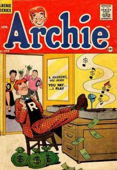 archie comic #109