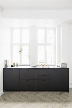Grundmoduler fra Ikea, frontene fra &Shufl