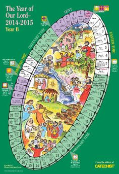 The Year of the Lord 2014-2015  Liturgical Calendar