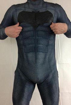 Justice League Batman bodysuit I make
