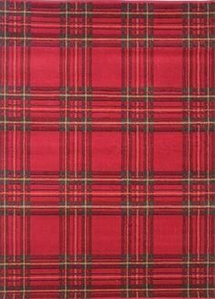 Red Tartan Rug Uniquely Modern Rugs