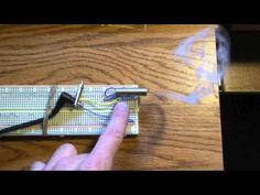 DIY Micro Fog Machine From Green Smoke E-Cigarette Cartridge