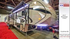 2017 Blue Ridge Model 378LS For Sale near Portland, Oregon