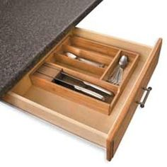 Knife Dock Cutlery Tray