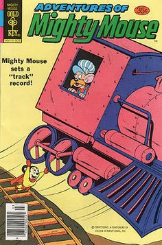mighty mouse comics - Google Search