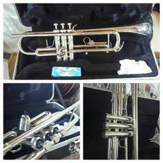 Jual trumpet merk ovstrav 3.000.000 kondisi  Bagus  New  Contac us : Bbm:581d2122 Line:denislikin77 Whatsapp:+6289623705278 No.tlp :087896684102 #trumpet #jualtrumpet #jualalatmusik #jualalatmusikband #musik #musik tiup #musikmurah #jualmurah #jualmusikmurah #jualtrumpetmusrah #merkovstrav #trumpetmerkovstrav