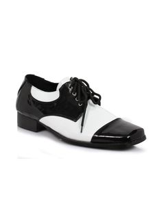 Black and White Adult Mens Loafers – Spirit Halloween