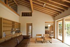 House of Nagahama  / Takashi Okuno Architectural Design Office