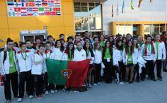 Portugal ! :D Portugal, World Championship, Dresses, Fashion, Vestidos, Moda, La Mode, Fasion, Dress