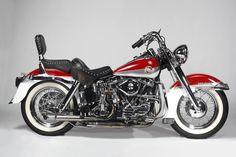 "1958 Harley-Davidson Duo-Glide ""Forever Young"" Custom Frame no. SOS302910 Engine no. 19256069"