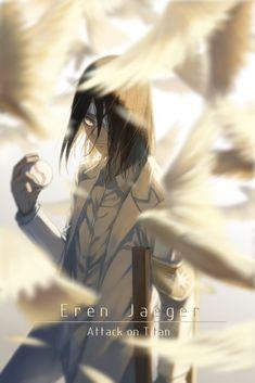 Eren Jaeger - Shingeki no Kyojin/AoT