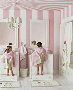 Bathroom For Girls