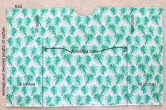 How to Sew a Summery Caftan | eHow