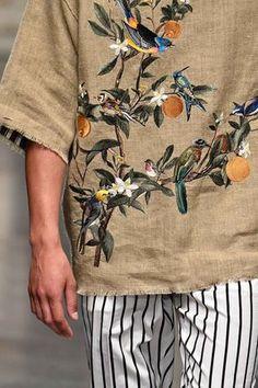 Detalhes // Dolce & Gabbana, Milão, Verão 2016 RTW // Foto 23 // Desfiles…