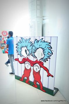 Dr Seuss Birthday Party Ideas | Photo 5 of 39 | Catch My Party