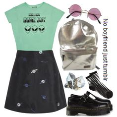 """""""ufo"""" by butterflies-eyes on Polyvore"""