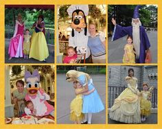 Hong Kong Disneyland Character Meet and Greets