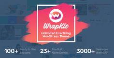 WrapKit - High-end WordPress Theme Toolkit