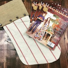 Need a stocking stuffer for a #fixerupper @joannagaines and @chippergaines lover? A #magnoliajournal is a perfect choice. We have a limited quantity left. Hurry and get yours! #christmas #gifts #shoplocal #shopsmall #roanoke #virginia