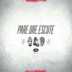 Megafone - Pare Ore Escute