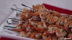Grilled Shrimp Scampi Video