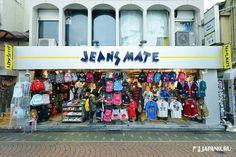 Casual Look in Summer! at JEANS MATE in Harajuku  #jeansmate #jeans #japan #japankuru #cooljapan #tokyo #100tokyo #harajuku #shibuya #wow #shopping #takeshitadori