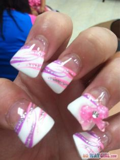 ghetto nails | Ghetto Nails Of The Day (8 Photos) - NoWayGirl.com