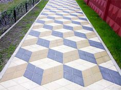 """Explore our internet site for even more information on """"patio pavers diy"""". It is actually an outstanding area to read more. Outdoor Walkway, Brick Walkway, Outdoor Steps, Brick Patios, Diy Patio, Backyard Patio, Backyard Landscaping, Pavement Design, Porch Tile"""
