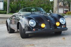 1957 Porsche 356 Replica Outlaw Speedster 356 Wide Body