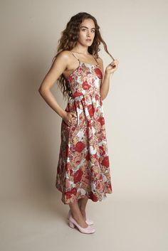 PATRICK DRESS (ROSE GARDEN)