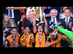 Hull City play off final winners,Wembley Stadium 2016 Hull City, Wembley Stadium, Premier League, Finals, London, Baseball Cards, Play, Videos, Youtube