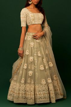 Description: It has 1 Piece of Blouse, 1 Piece of Inner, 1 Piece of Lehenga and 1 Piece of Dupatta -:Fabric:- Blouse: Net Inner: Santoon Lehenga: Soft Net Dupat Lehenga Choli, Blouse Lehenga, Lehenga Indien, Anarkali, Mode Bollywood, Bollywood Fashion, Indian Wedding Outfits, Indian Outfits, Bridal Outfits