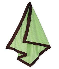 Sweet Jojo Designs Designer Super Soft Minky and Satin Blanket - Green and Brown Baby Minky Dot Sweet Jojo Designs,http://www.amazon.com/dp/B0012XCN2M/ref=cm_sw_r_pi_dp_wQphtb1S5CDQDVY7