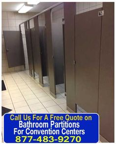 The Most Popular Material Choices For Stall Dividers For Commercial - Metal bathroom stall partitions