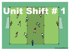 Attacking Soccer Drills Focusing On Compactness
