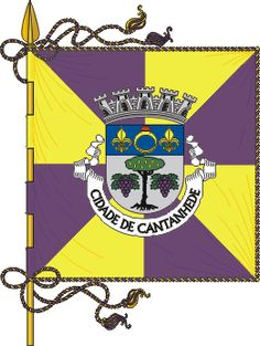 Bandeira de Cantanhede Flags Of The World, 1, Symbols, Cities, Adhesive, Flags, World Flags, Icons