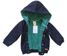 0ce933933e228 Jasper Conran Baby Boy Jacket Sweatshirt Hoodie Navy Quilted Blue 6-9 Months  for sale online
