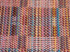 WEAVING FOR FUN: S&W Polychrome to Taquete