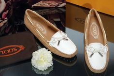 Women Tods- Moccasin Gommino