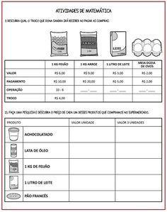 Tabela – calculando preço   Sala de Aula – Profª Rérida