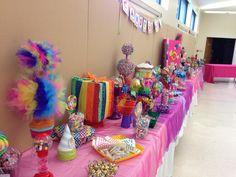 Melina's first birthday .. Candy land theme !! Rochester,ny