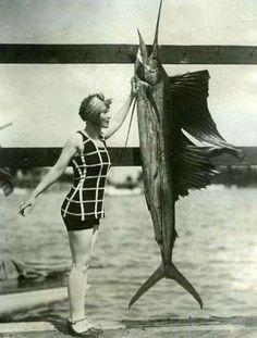現代とはひと味違ったセクシーさのレトロな水着美女盛りだくさん - GIGAZINE