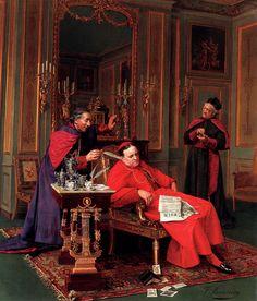 Francois Brunery (1849-1906) Sans Pitie