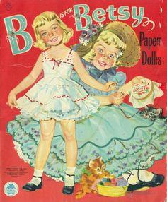 Paper Dolls~Betsy and Carol - Bonnie Jones - Picasa Web Albums