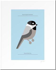 Geometric birds