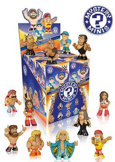 WWE Mystery Minis Vinyl Figures by Funko