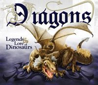 Dragons: Legends & Lore of Dinosaurs  From: Answers in Genesis  $14.99